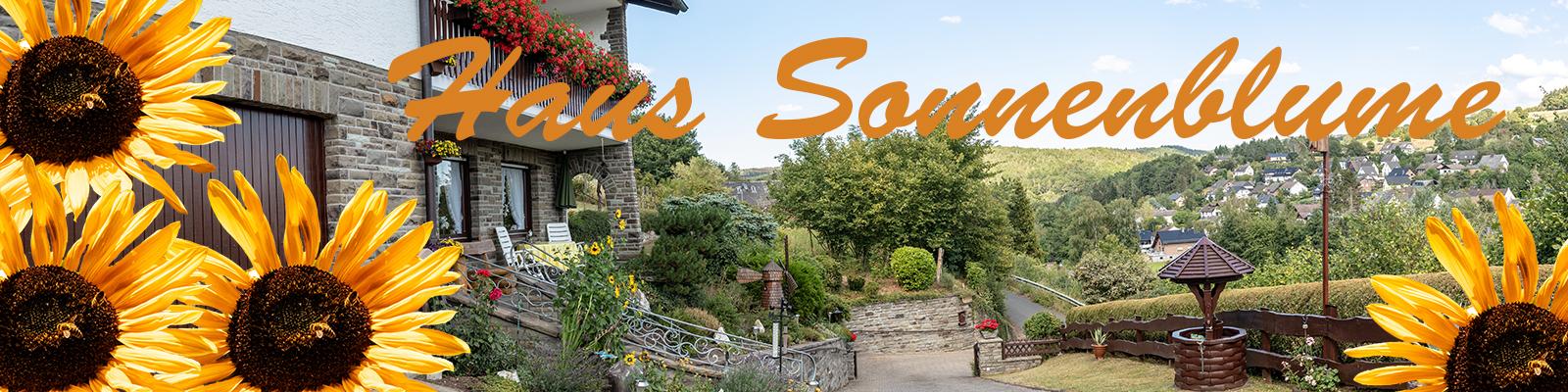 Ferienhaus Sonnenblume Schönau